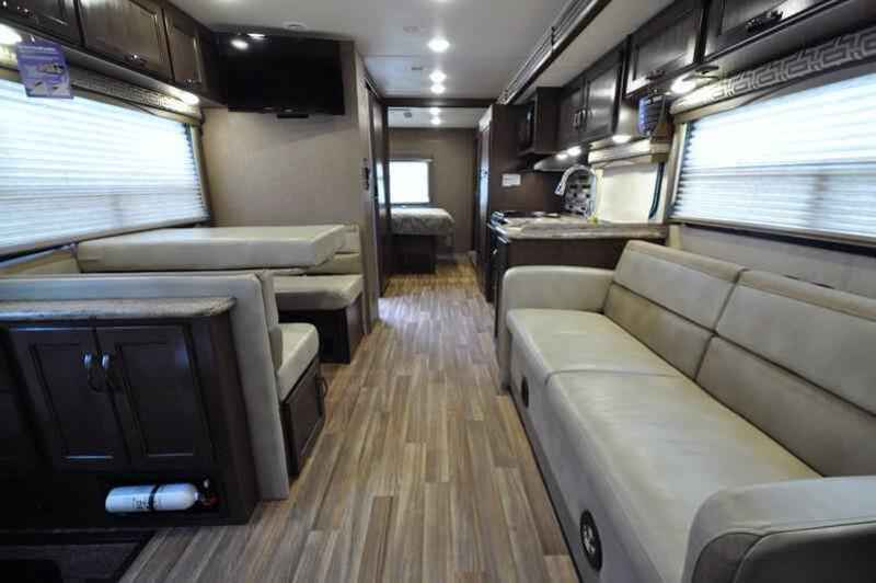 Best Class A RV Rental Anchorage Int