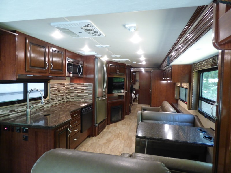 Best Class A RV Rental Richmond Int