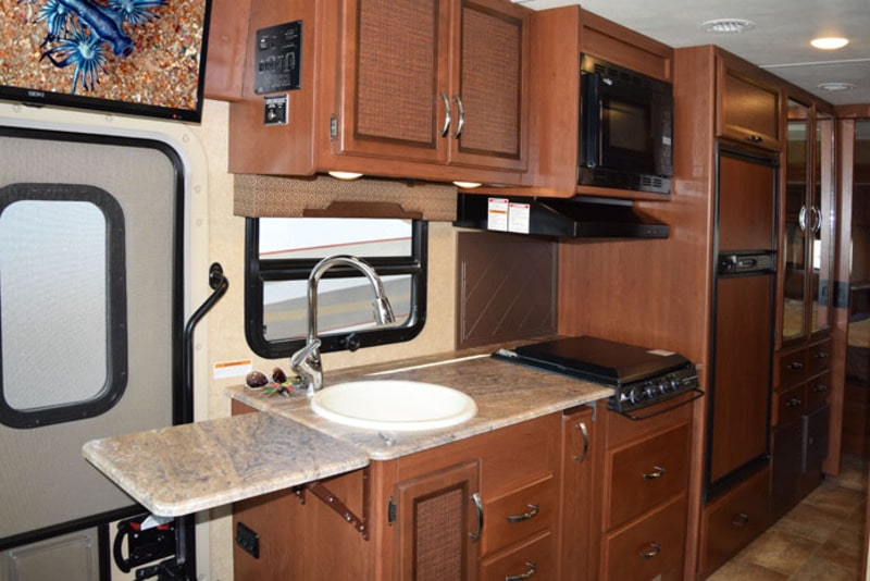Best Class A RV Rental Springfield Int