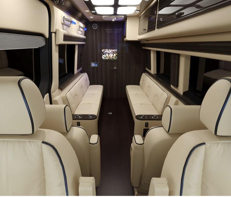 Best Class B RV Rental Grand Rapids Int