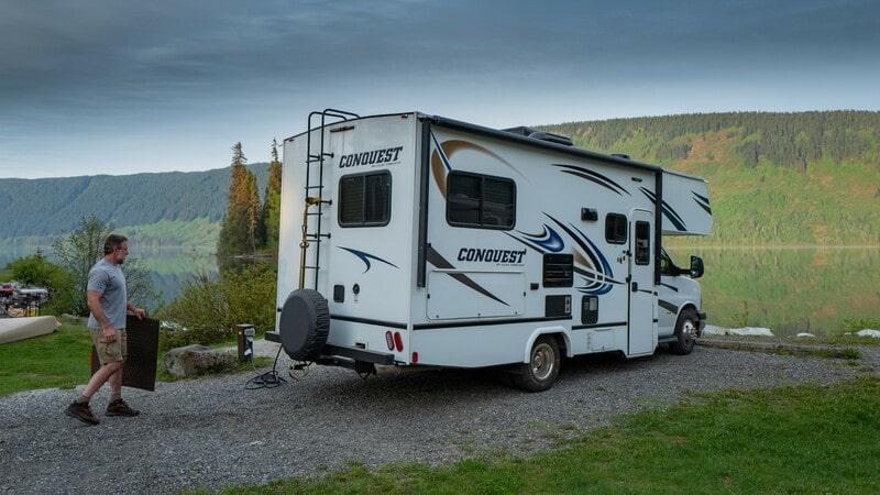 Best Class C RV Rental Anchorage Ext