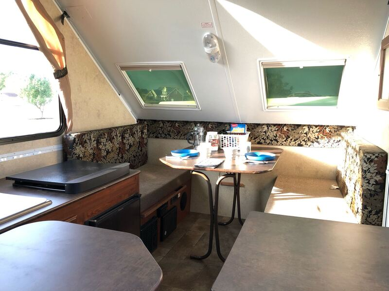 Best Folding Tent Camper Rental Cleveland Int