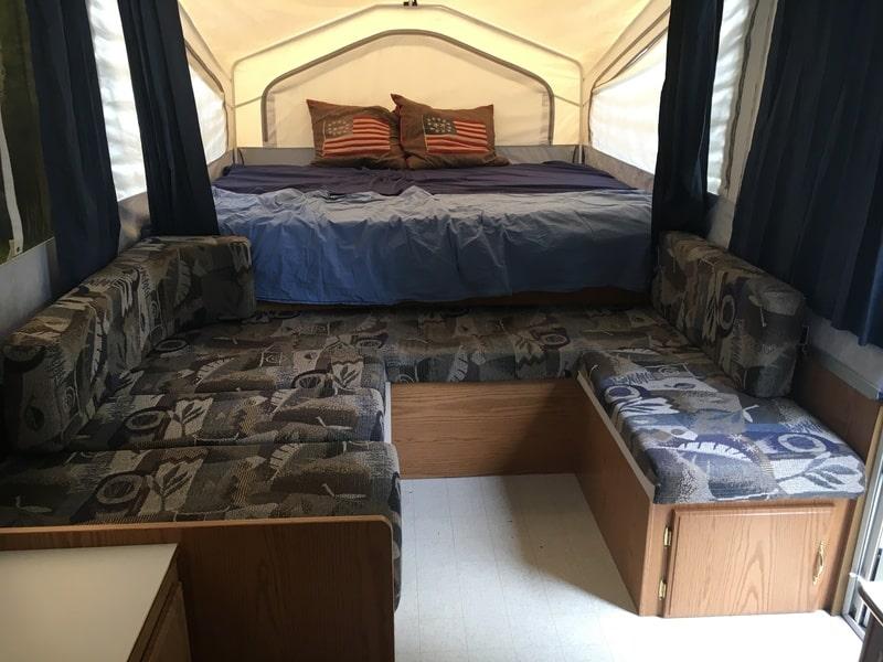 Best Folding Tent Camper Rental Grand Rapids Int