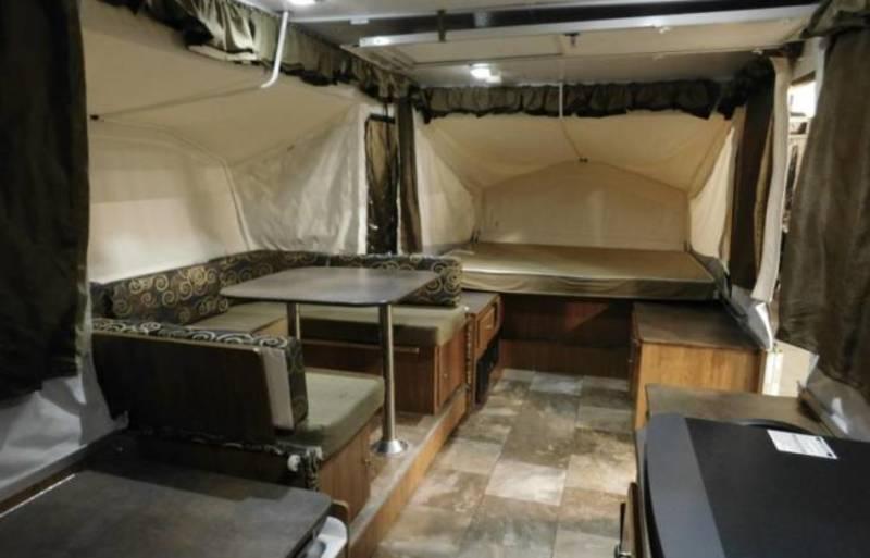 Best Folding Tent Camper Rental Indiana Int