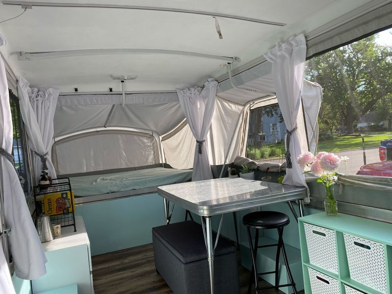 Best Folding Tent Camper Rental Minneapolis Int