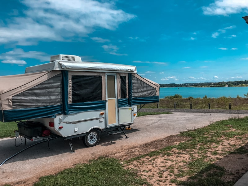Best Folding Tent Camper Rental San Antonio Ext