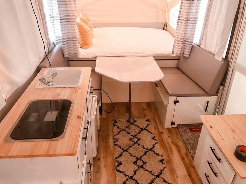 Best Folding Tent Camper Rental San Antonio Int
