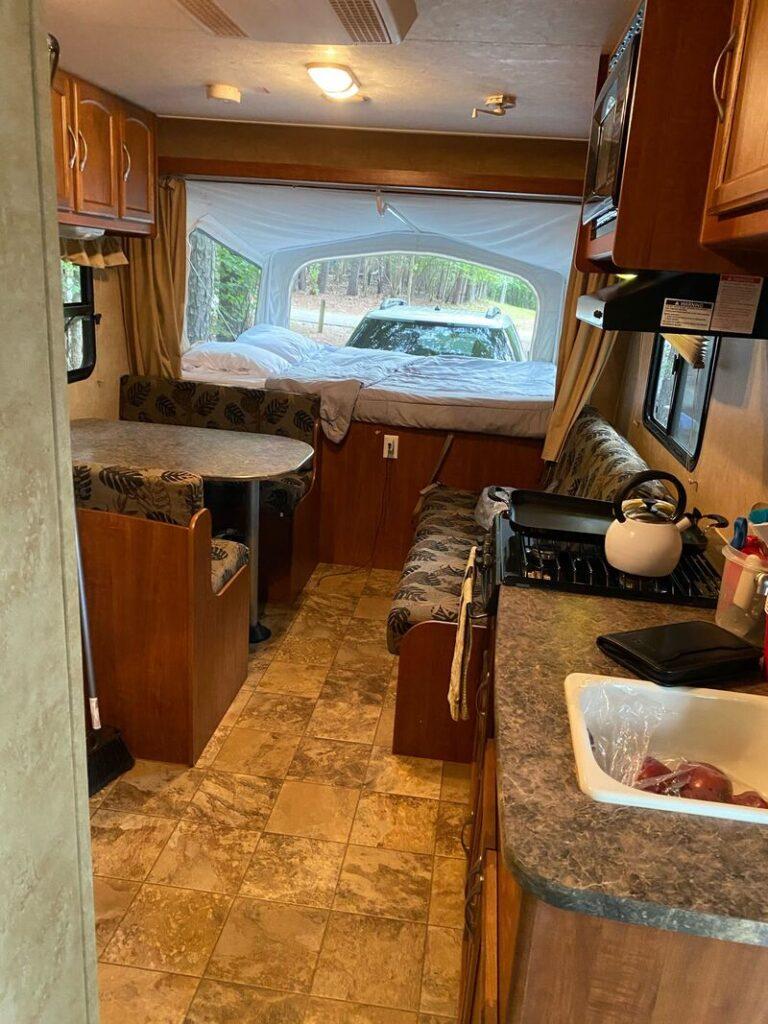 Best Hybrid Camper Rental Raleigh Int