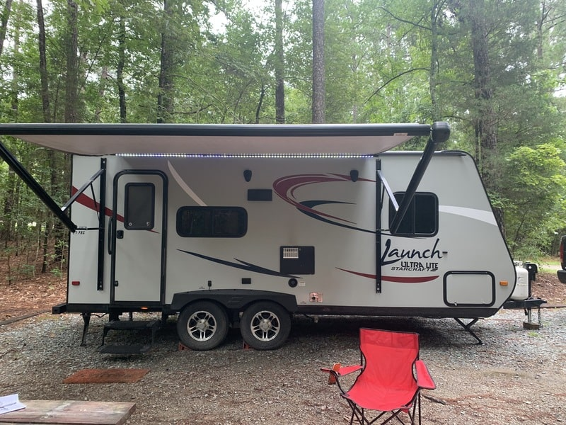 Best Small Camper Rental Raleigh Ext