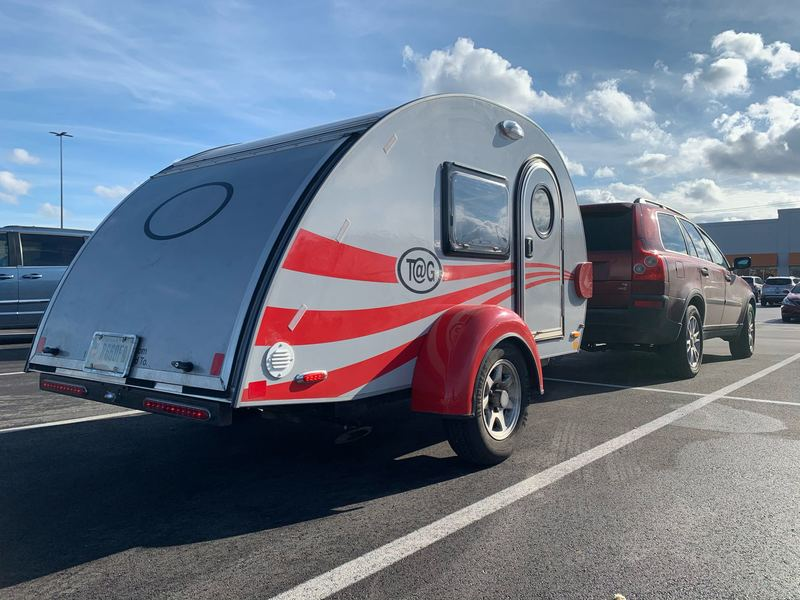 Best Teardrop Camper Rental Indiana Ext
