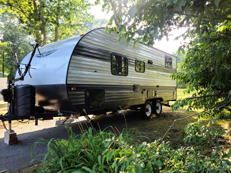 Best Travel Trailer Rental New Hampshire Ext