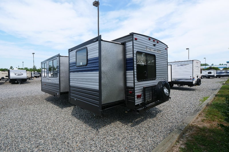 Best Travel Trailer Rental Richmond Ext