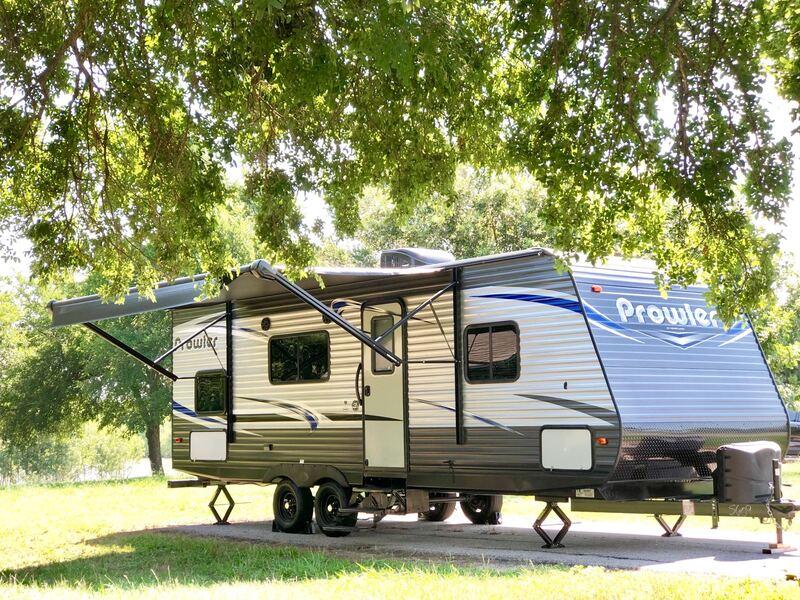 Best Travel Trailer Rental San Antonio Ext