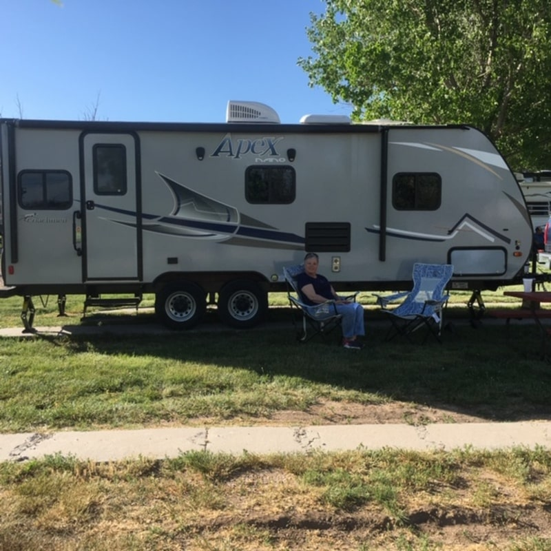 Best Travel Trailer Rental Wichita Ext