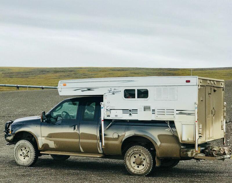Best Truck Camper Rental Anchorage Ext