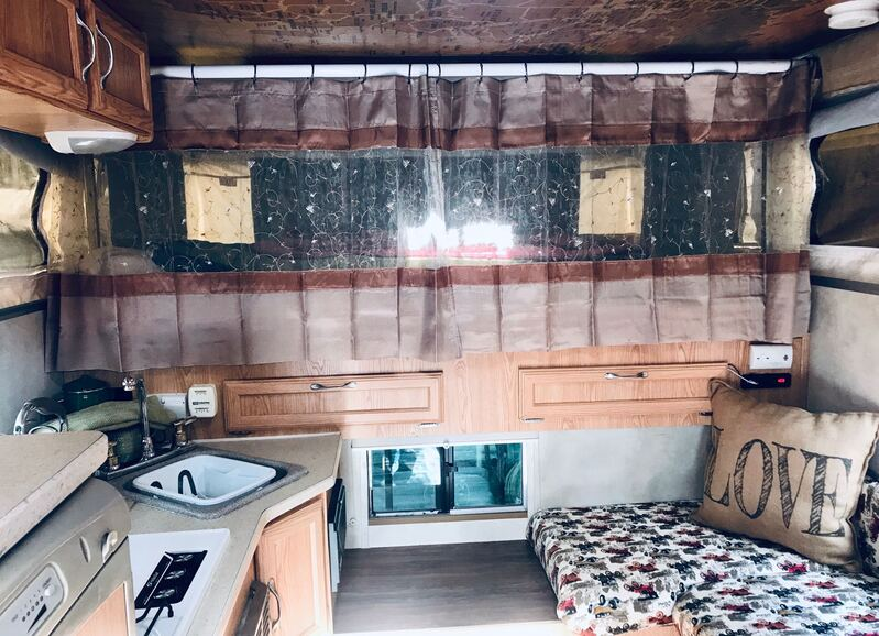 Best Truck Camper Rental Anchorage Int