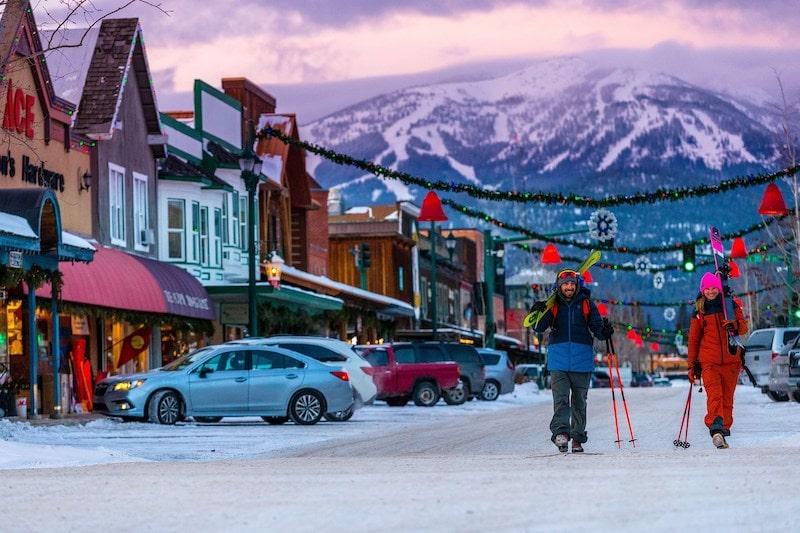 Big Sky Resort Bridger Bowl Ski Area