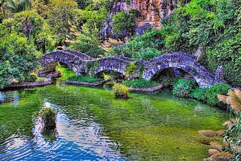 Brackenridge Park  San Antonio  TX