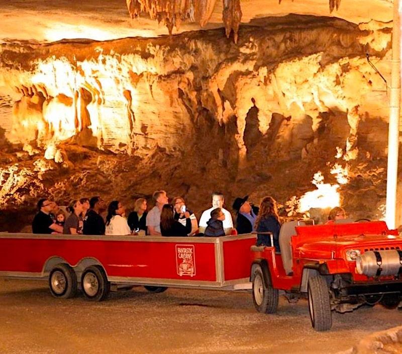 Fantastic Caverns springfield MO