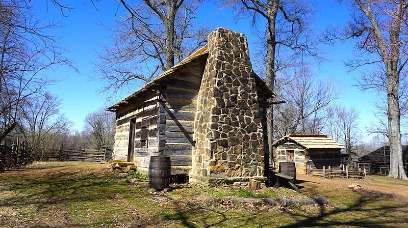 Lincoln Boyhood National Memorial Cabin