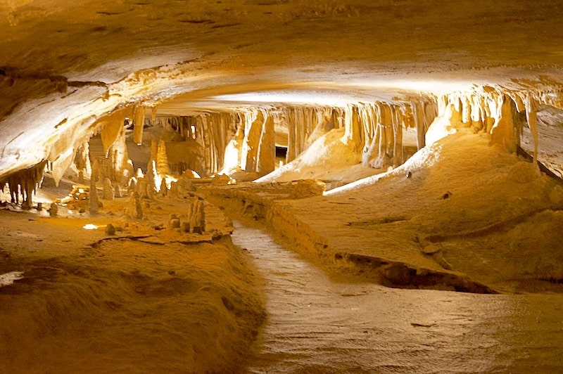 Marengo Cave Indiana