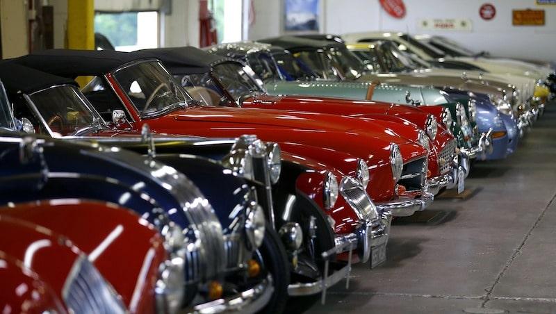 Route 66 Car Museum