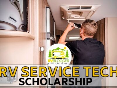 The RVBlogger RV Service Technician Scholarship