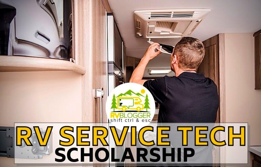 The RVBlogger RV Service Technician Scholarship