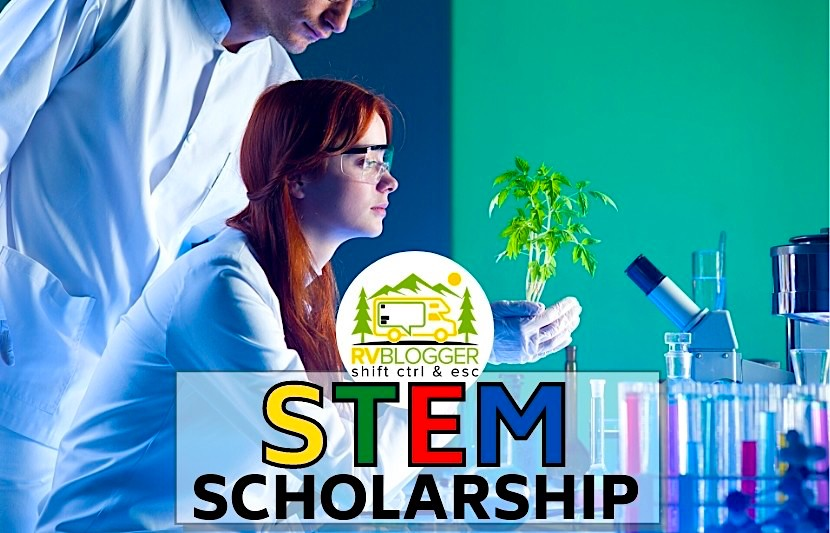 The RVBlogger STEM Scholarship