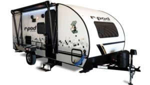 Forest River R Pod RP196 Travel Trailers Under 4000 Lbs Ext