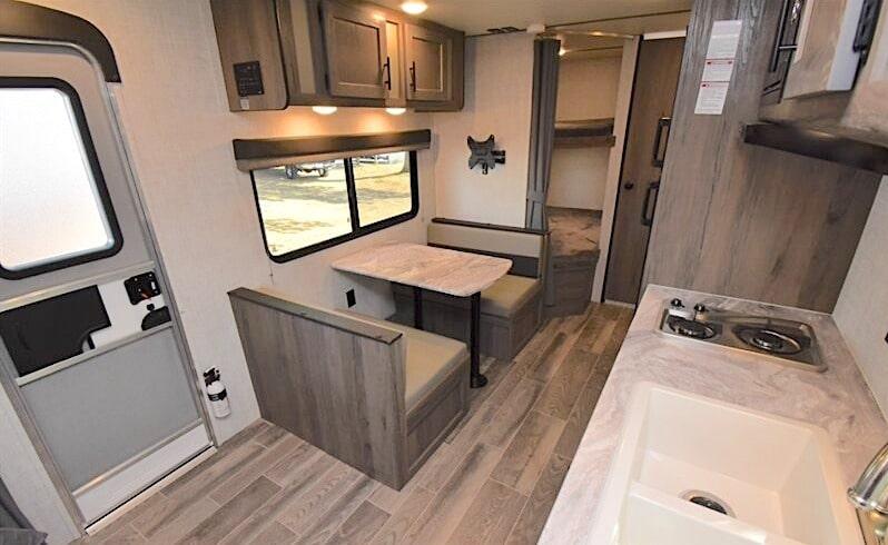 Gulf Stream Enlighten 25BH camper trailer under 4000 lbs