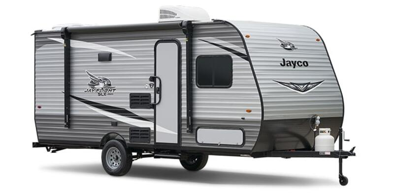 Jayco SLX174BH Travel Trailers Under 4000 Lbs Ext