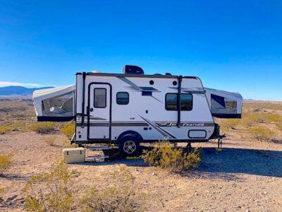 2021 Jayco-Jay-Feather-X17Z-expandable-hybrid-camper-trailer