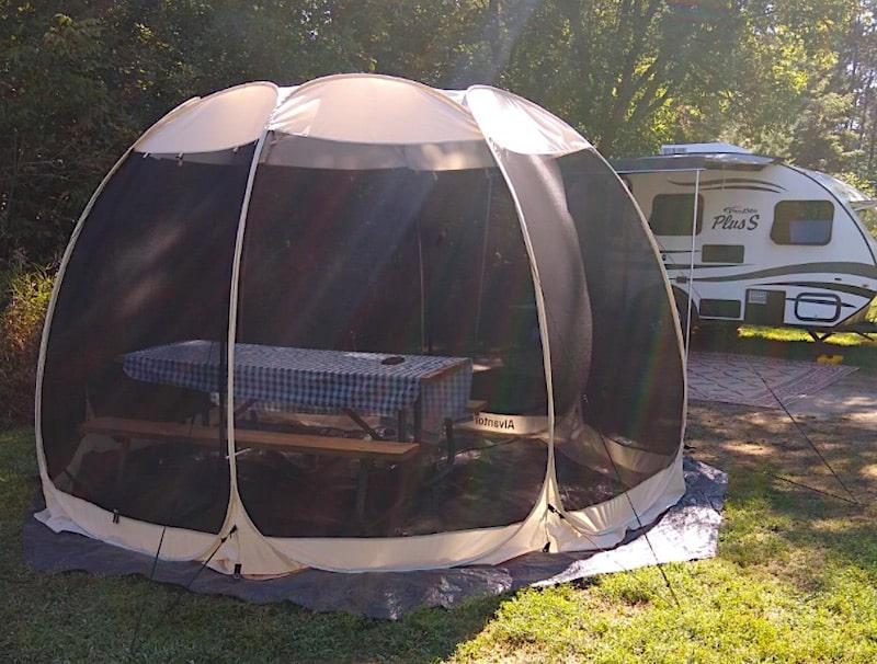 Alvantor Screen House Camping Canopy
