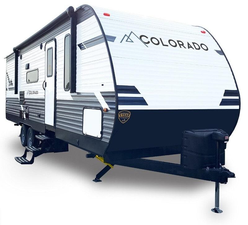 Dutchmen RV Colorado Best Travel Trailers Outdoor Kitchen Ext