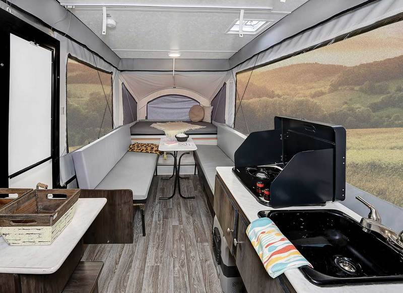 Frrv Viking Express Best Camper Trailers Int