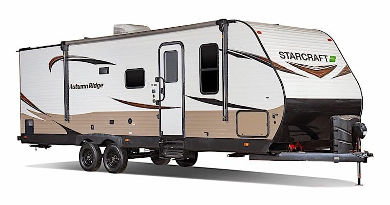 Starcraft Autumn Ridge Travel Trailer 32BHS with bunk beds