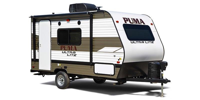 Small Campers with no slides palomino puma