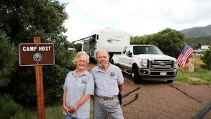 Best Work Camping Jobs for RV Couples