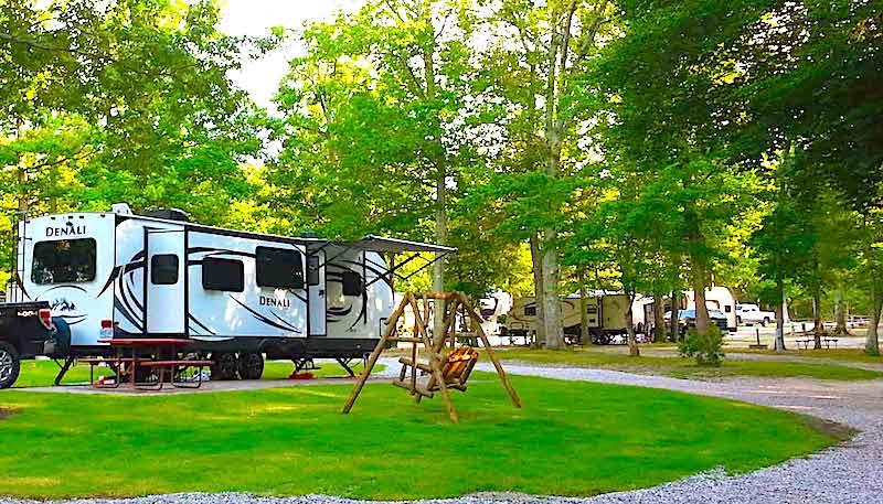 Campground Views Partnership with Recreation.gov