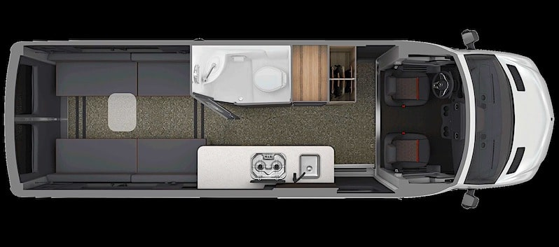 Class B RV model numbers and letters