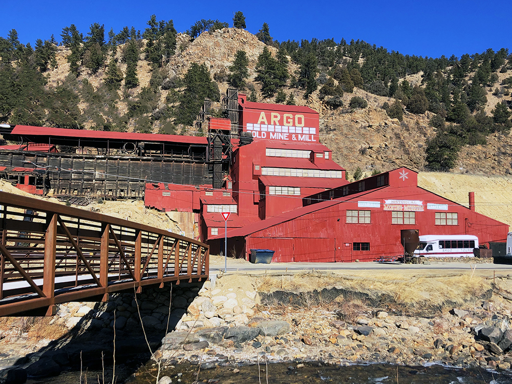 Tour the Argo Gold Mill and Minning Tunnel Bucket List Colorado