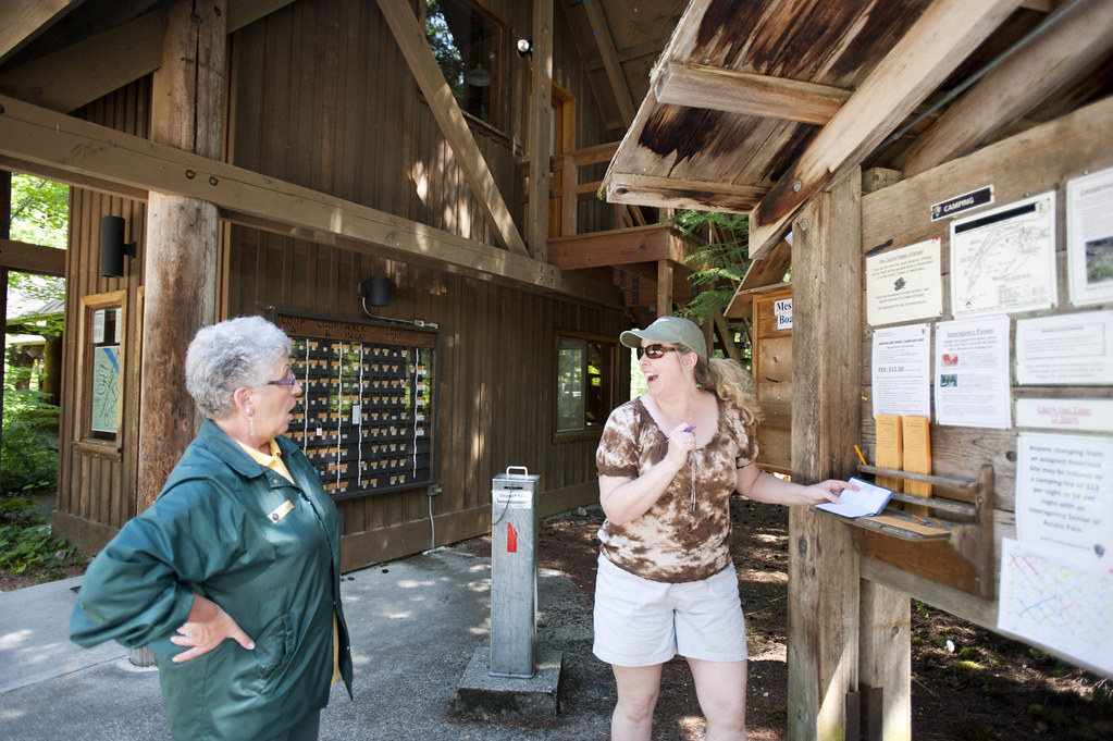 How Much Do Campground Hosts Get Paid?