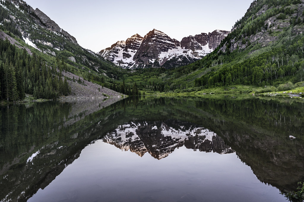 Add Aspen's Maroon Bells to your Colorado bucket list