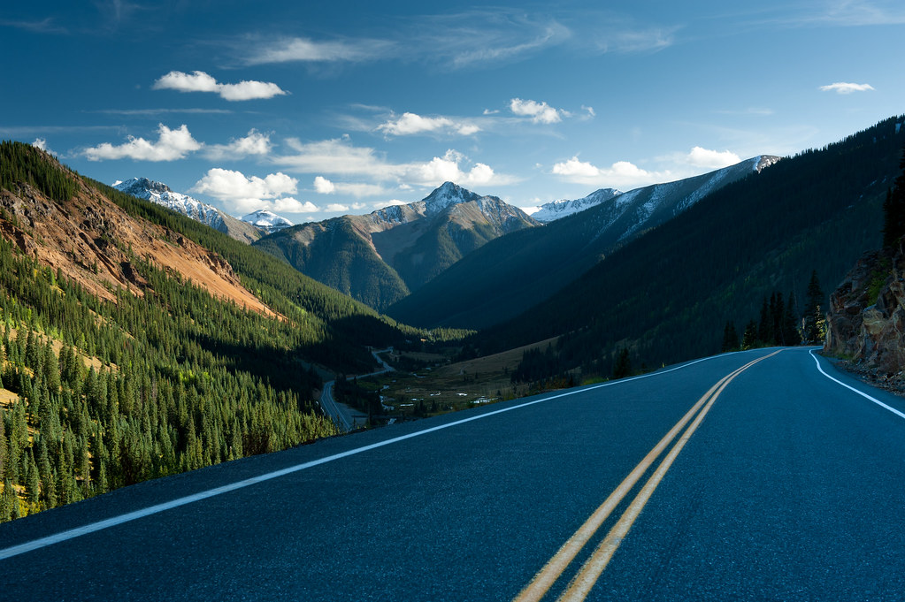 Colorado Bucket List things to do are Drive the San Juan Skyway and the Million Dollar Highway