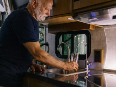 Why UV Water Purification Systems for RVs are Vital