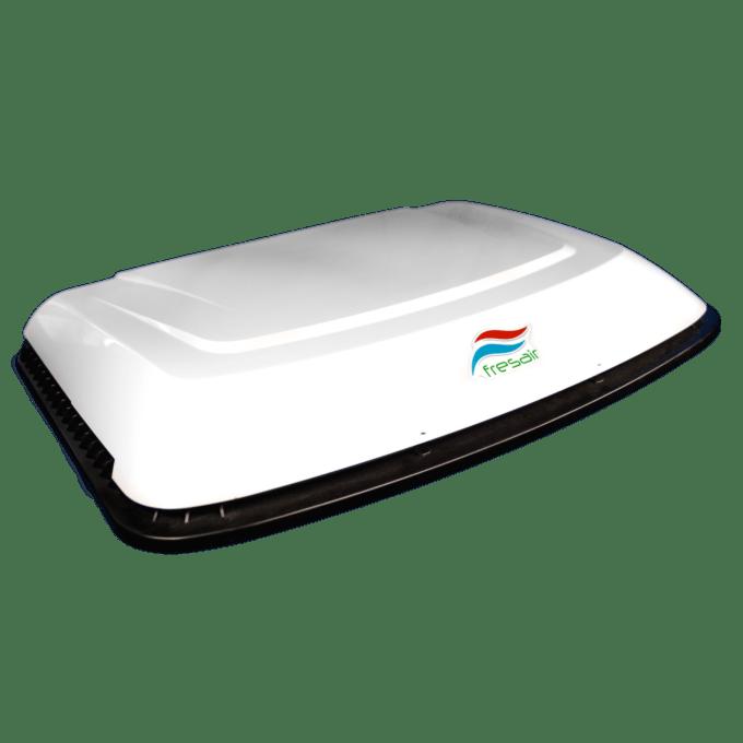 White Fresiar S6 air conditioner kit for van.