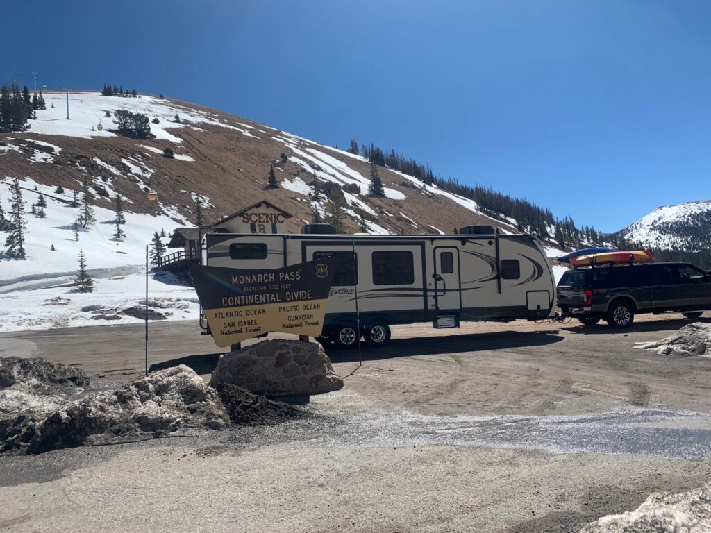 Our Camping Experiences Led Us to Avoid Small Travel Trailers