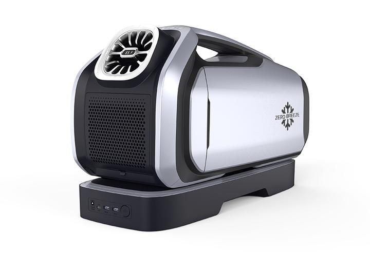 Zero Breeze Mark 2 portable air conditioner