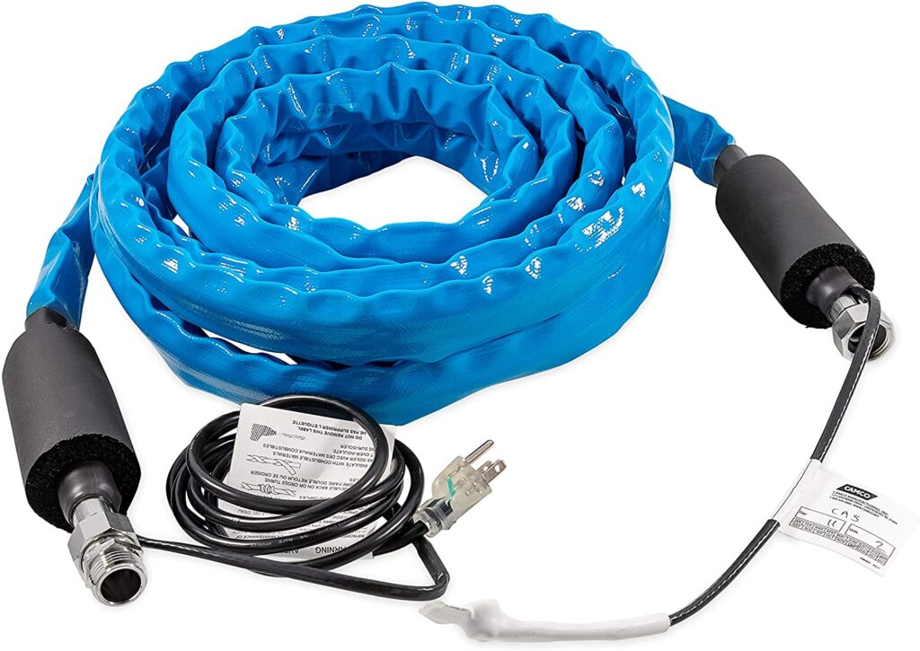 Camco TASTEPure Heated Drinking Water Hose is the best heated drinking water hose